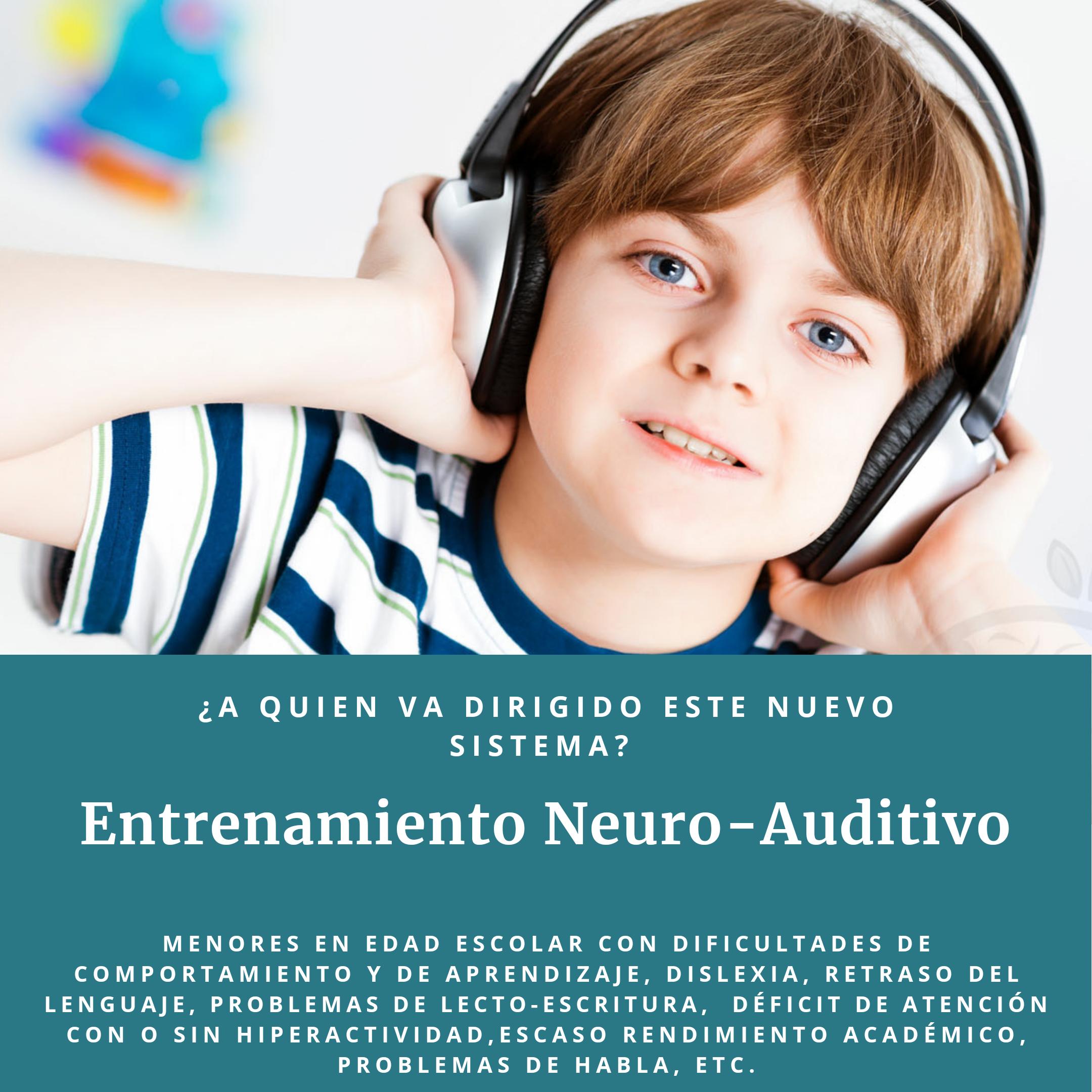 Entrenamiento Neuro-Auditivo